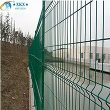 Security Fence with bending