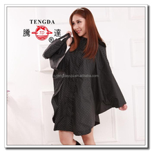 raincoat factory OEM fashion raincoats for women