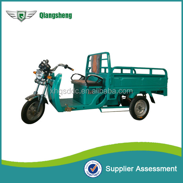 2014 cheap large loading electric three wheel cargo motorcycle