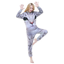 Unisex Adult Onesie Pajamas Halloween Costumes