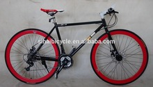 GM-R82801 700C Steel Frame Road Bicycle