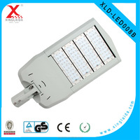 car parking lot road residential 100w led street light