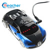 LED Display Auto 360 Degrees BJD Car shape wireless radar laser detector