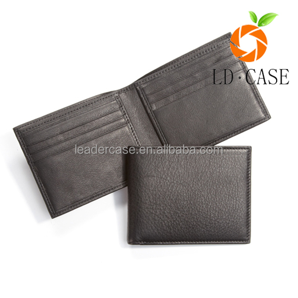 handmade Card Holder Best Brand Leather Cool Wallets for Men