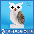 Best quality cute owl Christmas decoration for home deco and gift