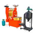 Mini industrial coffee roaster machine for sale