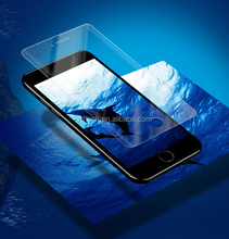 Automatic adsorption Nano liquid film full cover screen protector for Samsung A8 Plus 2018