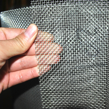 Food grade Bound-edge stainless steel wire mesh