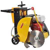 Strong Power Gasoline Engine Road Concrete Slab Cutting Machine