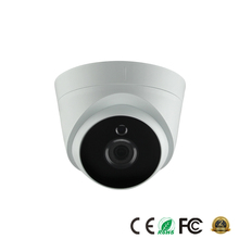 Best selling volume ABS dome case 30m IR distance auto night vision H.265 video compression 1080p 2mp network ip camera with p2p