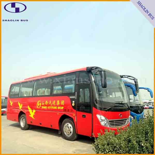 Shaolin Coach/ Shaolin Bus--8m Series 35-seat Seating Capacity