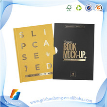 Professional manufacturer custom thick sewing binding hardcover book printing