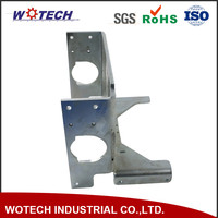 China Suppliers Custom Steel Mechanical Bottom