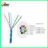 Competitive price cat 6e network cable 305m/Box 23AWG