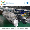 5.2 meter inflatable RIB boat with CE RIB520