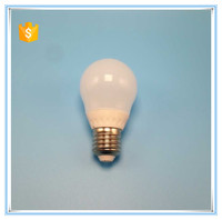 2016 new A60 7W global led lighting lamp