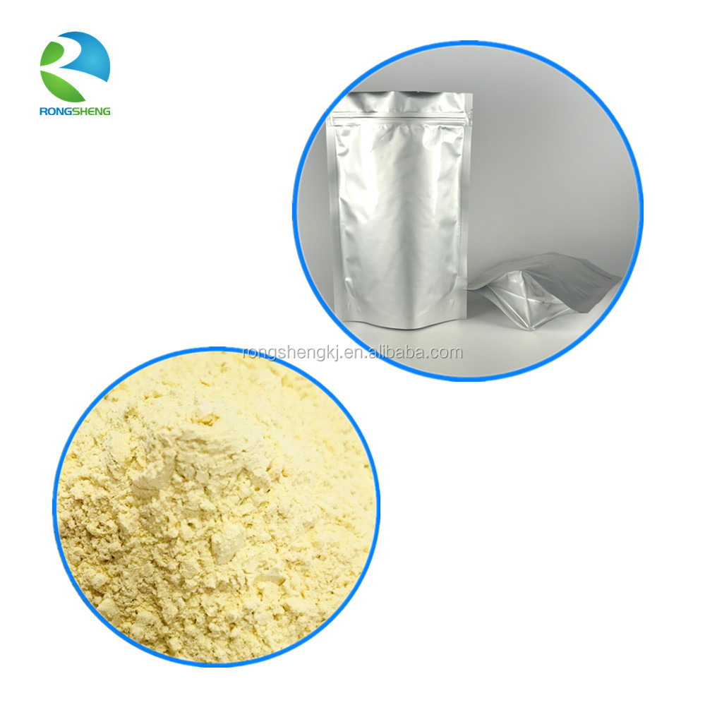 10 years Factory Supply American Ginseng Root Extract