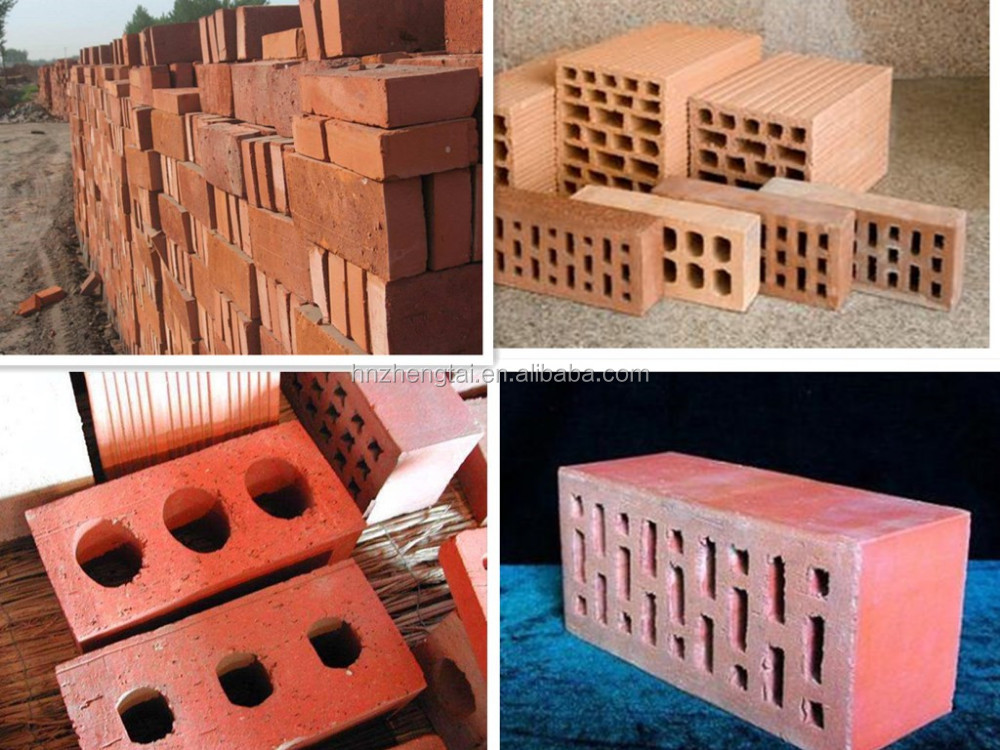 Hot selling fire clay brick machine&automatic brick machine&hollow block machine