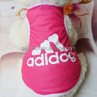 2015 New cute nice dog summer clothes
