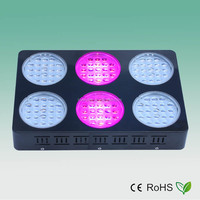 agricultural greenhouse apollo 10 led grow light, 450w led plant grow lights