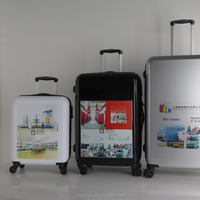 China Wholesale Carry On Trolley Case
