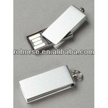 Premium Mini White Swivel USB Flash Memory Drive 32GB,usb flash drive audio player