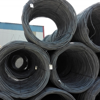 JIS G 3506 SWRH 72 B wire rod size 5.5mm and 6.5mm