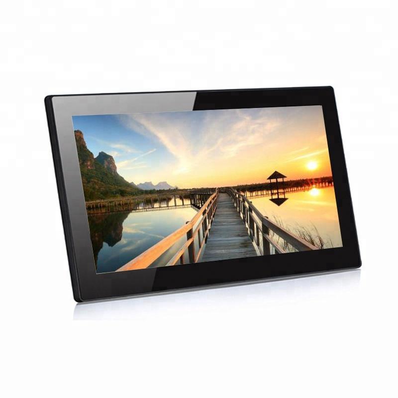 Advertising LCD screen 13.3 inch digital photo frame with motion sensor - ANKUX Tech Co., Ltd