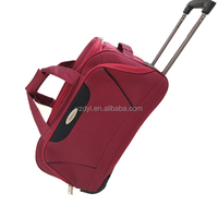 Kids cheap travel trolley luggage bag