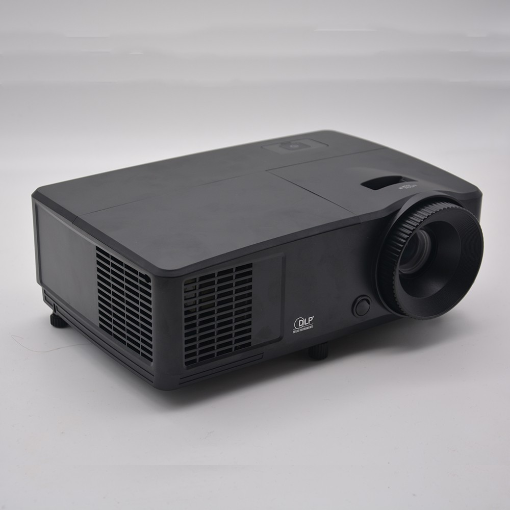 SINO-LL011 3000 lumens 800x600 resolution DLP Lamp education multimedia video projector from Sinosal for benq