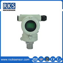 China silicon differential pressure transmitter with low price hart pressure transducer