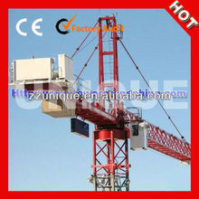 Hot Sale QTZ80A Tower Cranes South Africa