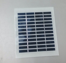 4w 11v poly crystalline silicon solar panel