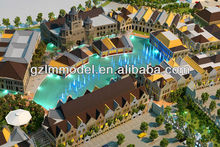 European style construction model / miniature building model maker/custom architectural design scale model maker