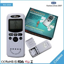 mutifunctional digital therapy massager,tens unit with high quality