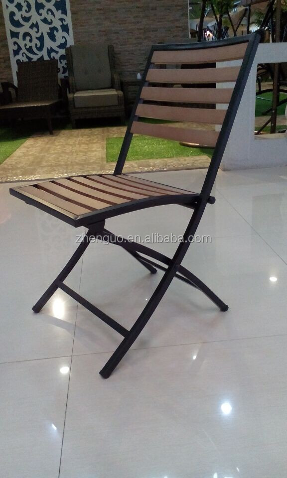 Modern Popular Cheap Outdoor Plastic Wood Folding Table And Chair Buy Foldi