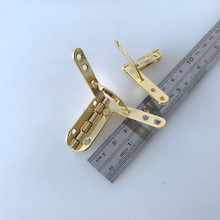 High Quality Gold Hinge,Metal Quadrant Hinge With Bulk Price