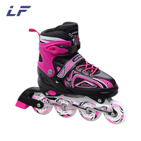 Adjustable Professional Inline Retractable Skate Shoes Price