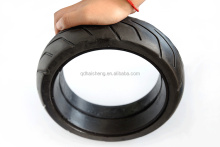 Custom all kinds of Children/baby carriage/pram/baby-car small solid rubber tires