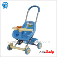 2015 Protable cheapest baby push chair with for wheels supplier