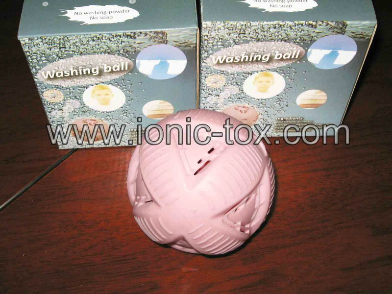 2012 Eco Friendly Anion Cleaning Magic laundry washing ball