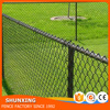 chain link Fence Mesh Application and Square Hole Shape field fence