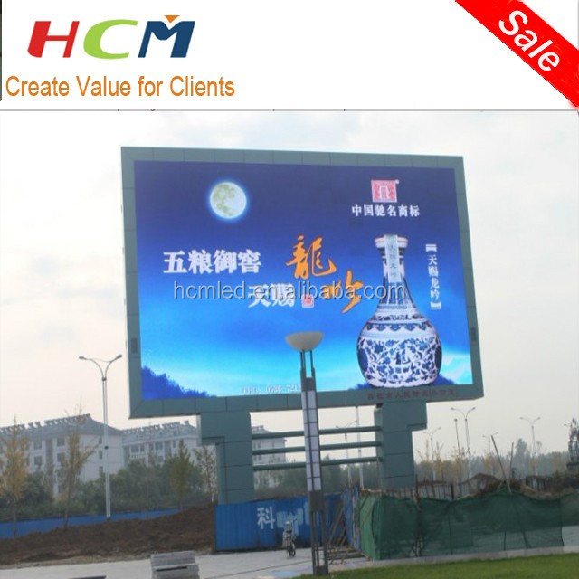 xxx video xxx pixel pitch 10mm outdoor full color led displays pantalla para