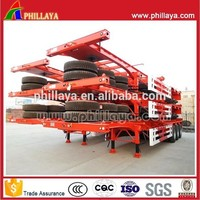 China Widely Used Trailer For Sale/New Semi Trailer Price(Container,Lowbed,Side Wall,Box,Tanker,Car Carrier)