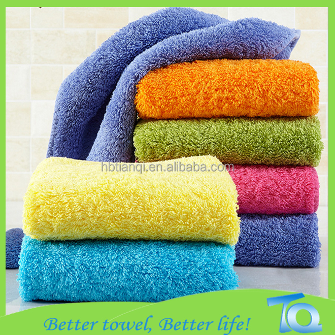China Manufacturers Wholesale Egyptian Cotton Towels