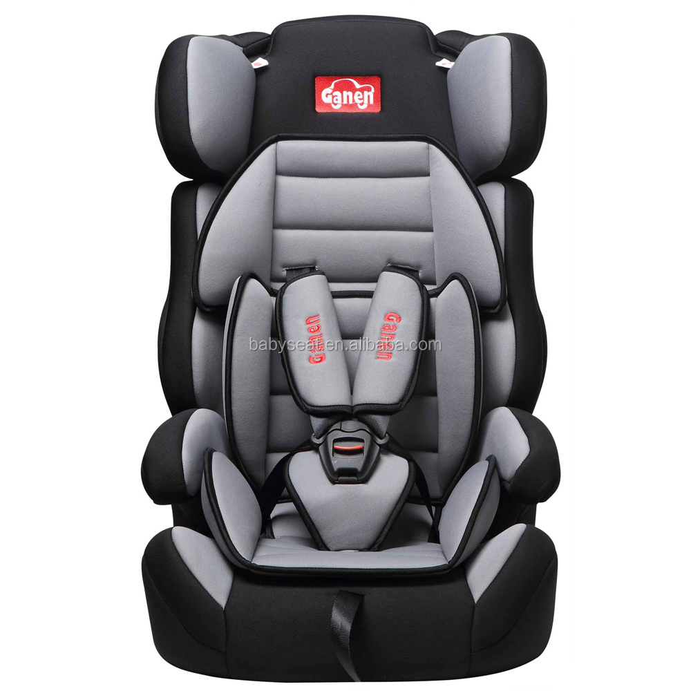 2017 new style inflatable baby car seat, en certificate approval