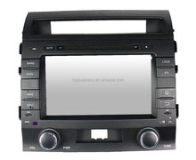 Android 4.4 Quad Core 3G wifi MP3 MP5 Touch Screen Player Car DVD For toyota land cruiser 2008-2013 central multimedia