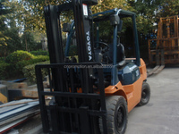 toyota used forklift truck 3T, 2.5T for sale