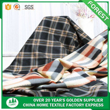 Home textile 1ply 100% Polyester Polar Fleece Blanket High Quality outdoor Picnic Blanket From Proveedor China