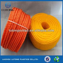 hot sale polythene polypropylene(pp) rope